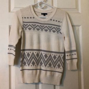 Cozy winter sweater!!